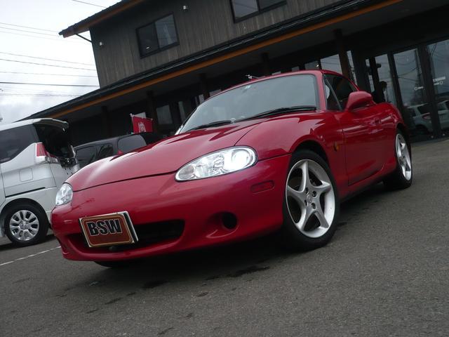 「マツダ」「ロードスター」「オープンカー」「福島県」の中古車59