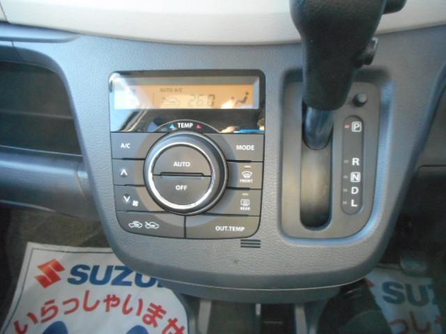 スズキ ワゴンR FX エネチャージ アイドリングストップ CDプレーヤー