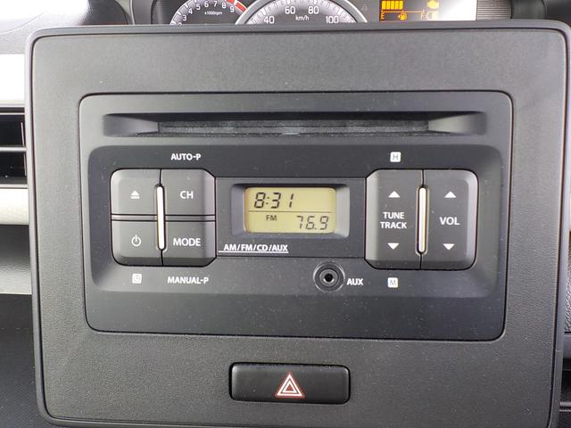 AM/FMラジオ付きCDプレーヤー