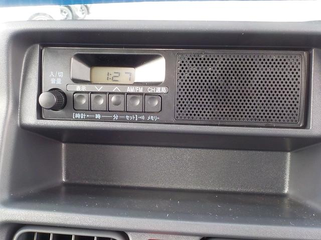 AM・FM付きラジオ