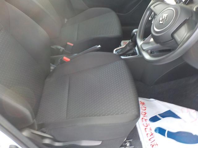 フロントシート(運転席・助手席シートヒーター付き)