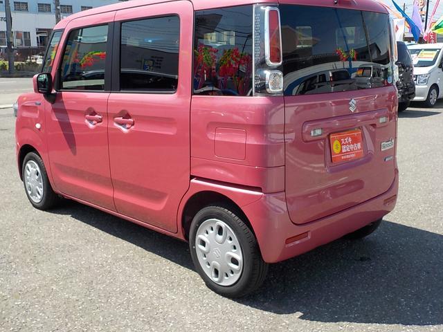 「スズキ」「スペーシア」「コンパクトカー」「山形県」の中古車9