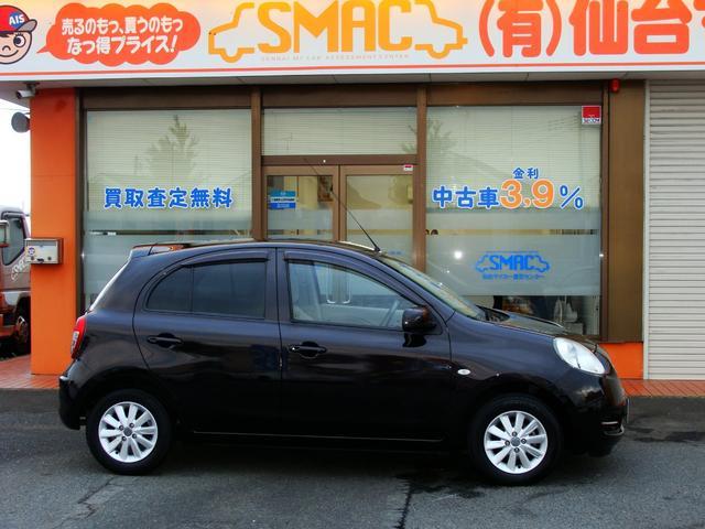 「日産」「マーチ」「コンパクトカー」「宮城県」の中古車5