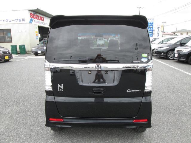 ホンダ N BOXカスタム G・Lパッケージ ナビ バックカメラ 両側パワースライドドア