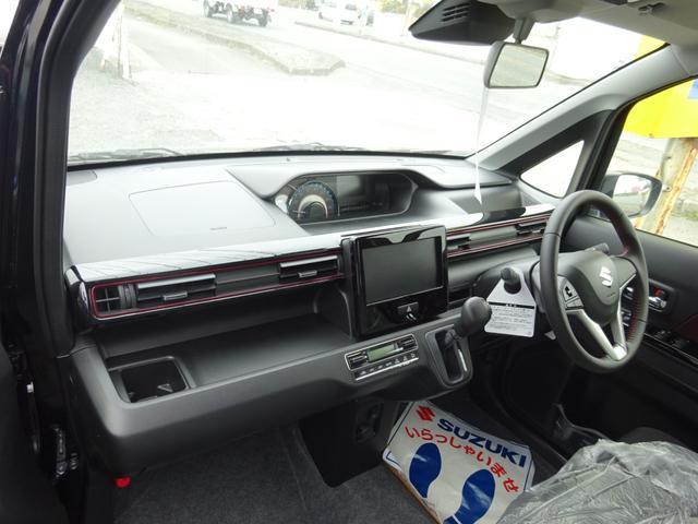 ハイブリッドX 届出済未使用車 レーダーブレーキシステム(6枚目)
