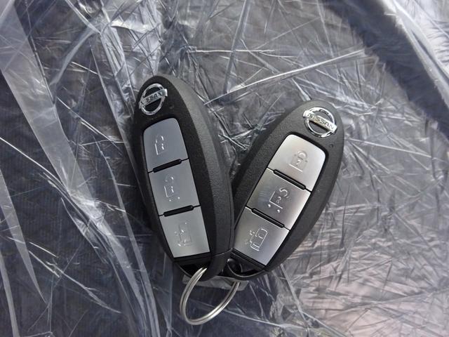 ハイウェイスター X 快適パック 届出済未使用車 左側パワースライドドア 衝突被害軽減ブレーキ プッシュスタート スマートキー エアバック ABS(40枚目)