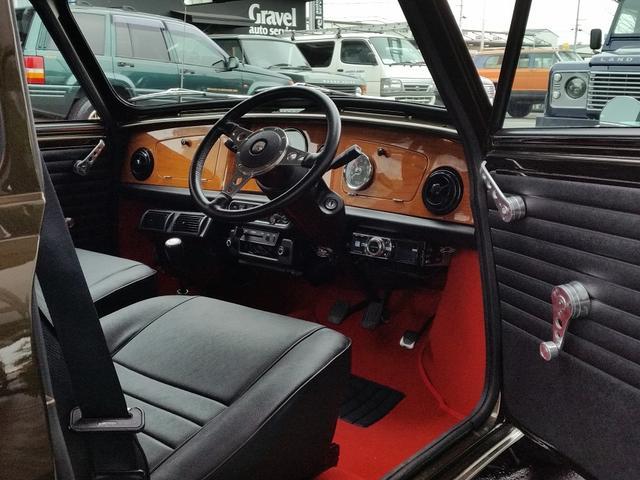 ローバー ローバー MINI クーパー1.3i モスウッドグリーン