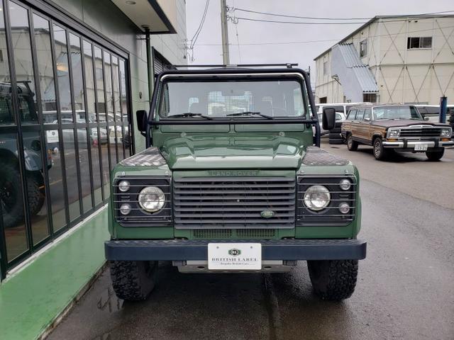「ランドローバー」「ディフェンダー」「SUV・クロカン」「宮城県」の中古車3