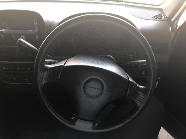 スバル プレオ RS 軽自動車 4WD コラムCVT SPチャージャー AC