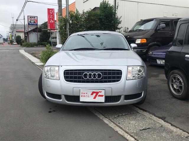 「アウディ」「アウディ TTクーペ」「クーペ」「福島県」の中古車2