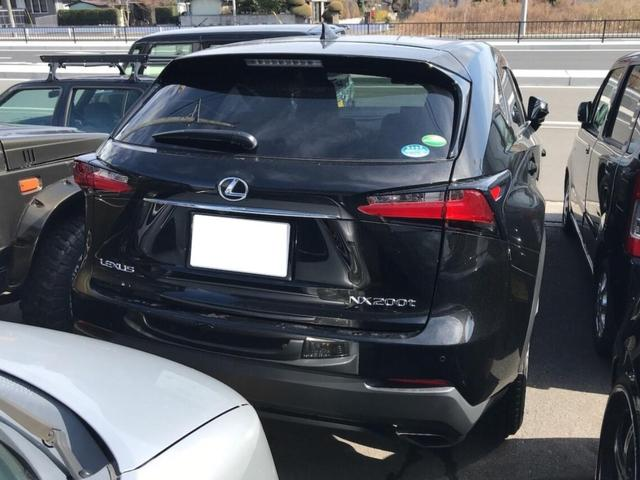 「レクサス」「NX」「SUV・クロカン」「福島県」の中古車4