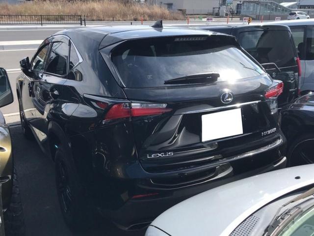 「レクサス」「NX」「SUV・クロカン」「福島県」の中古車5