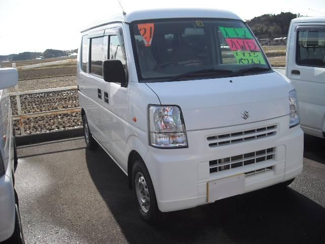 スズキ エブリイ PA 4WD オートマ