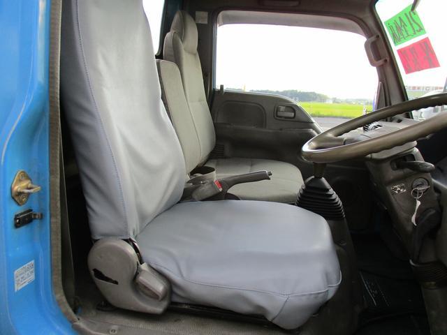 いすゞ エルフトラック 2t 全低床ダンプ