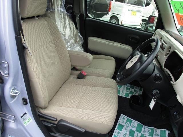 ココアL 4WD アイドリングストップ キーレス ABS(7枚目)