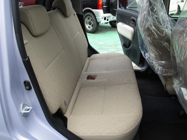 ココアL 4WD アイドリングストップ キーレス ABS(9枚目)