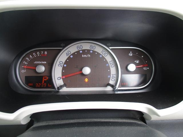 ココアL 4WD アイドリングストップ キーレス ABS(19枚目)