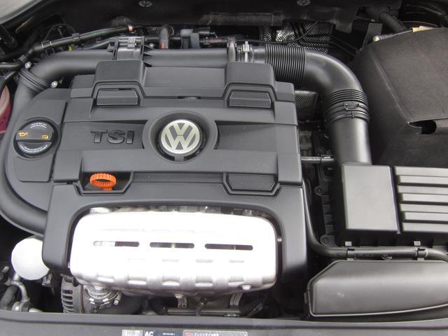 フォルクスワーゲン VW ゴルフ TSIハイライン スーパーチャージャーターボ