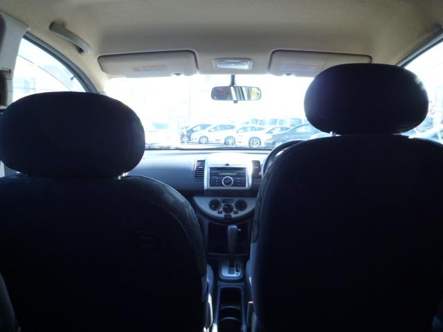 日産 ノート 15S FOUR Vパッケージ 切替4WD 1年保証