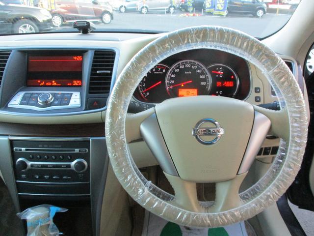日産 ティアナ 250XL パワーシート インテリキー 1年保証