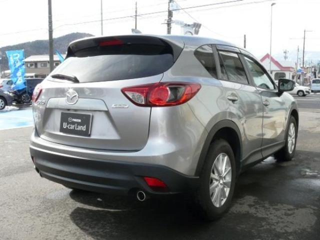 マツダ CX-5 XD AWD