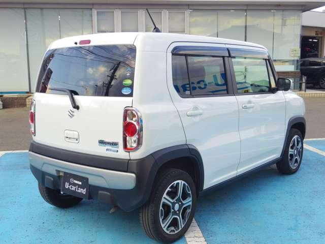 「スズキ」「ハスラー」「コンパクトカー」「福島県」の中古車2