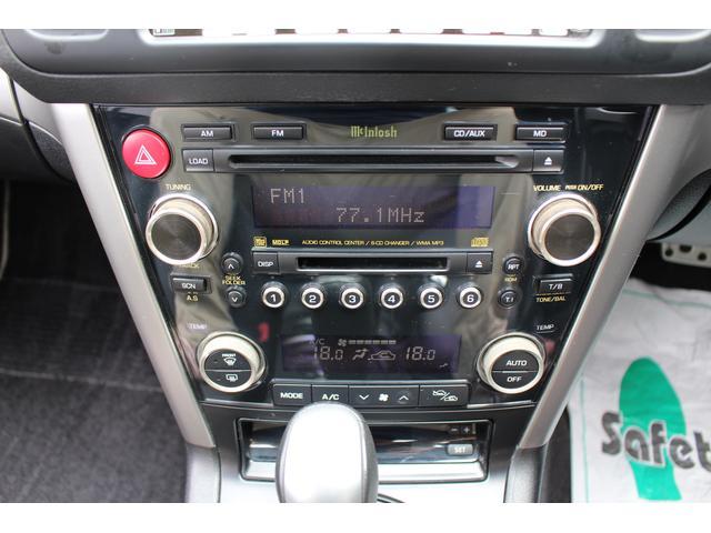 スバル レガシィツーリングワゴン 2.0GTスペックB 後期型 サンルーフ 黒革 SIドライブ