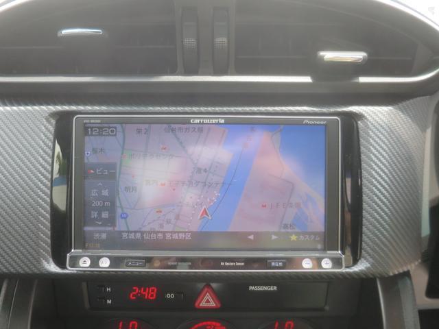 スバル BRZ tS 500台限定 STI18インチAW ハーフレザーシート