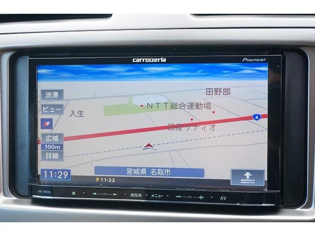 トヨタ アベンシスワゴン Li ハーフレザーシート クルーズコントロール パドルシフト