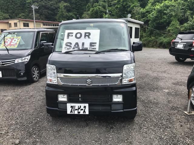 「スズキ」「エブリイワゴン」「コンパクトカー」「福島県」の中古車2
