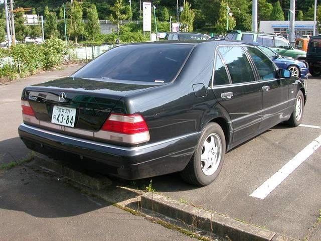 S600 ナビTV サンルーフ 左H(8枚目)
