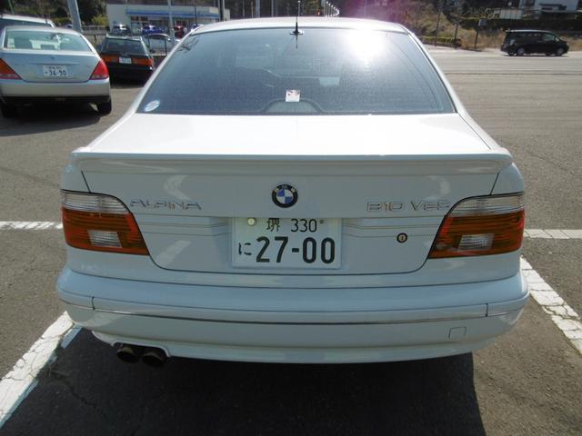BMWアルピナ アルピナ B10 V8S LTDリムジン