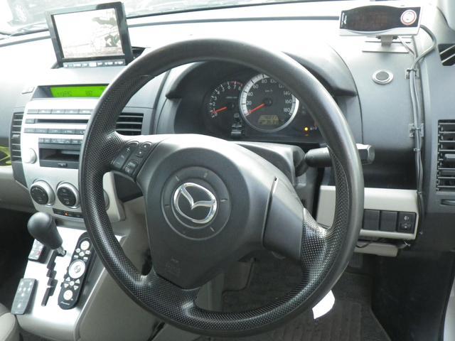 マツダ プレマシー 20C 4WD