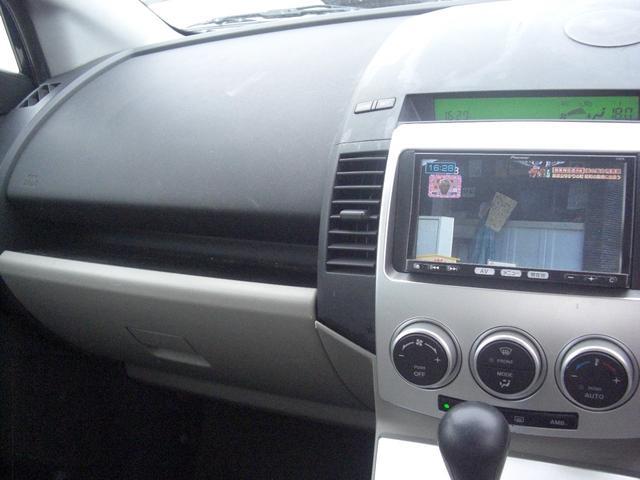 20CS 4WD 7人乗り 両側スライドドア ETC TV(6枚目)