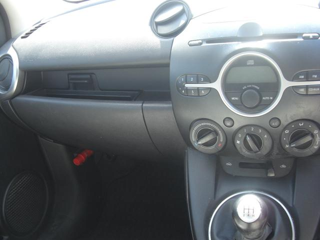 13C 5速MT車 キーレス 電格ミラー CD WエアB(6枚目)