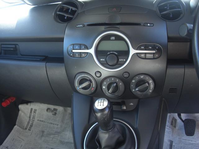 13C 5速MT車 キーレス 電格ミラー CD WエアB(13枚目)