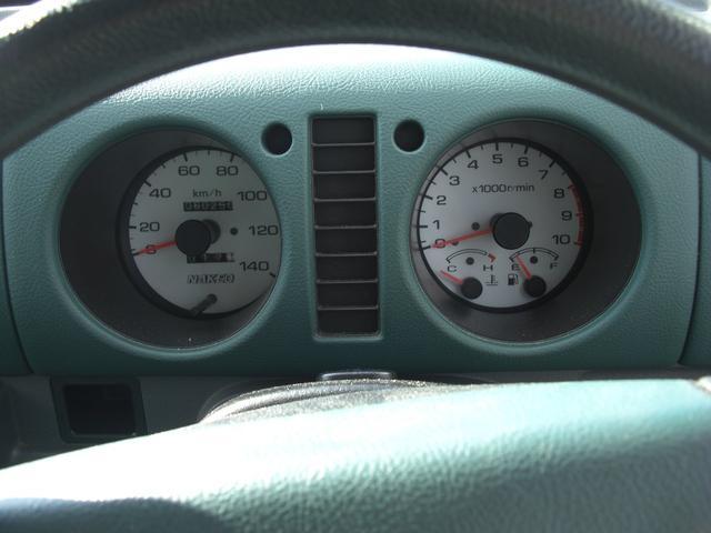 G 4WD 5速MT車 キーレス AW CD Wエアバック(11枚目)