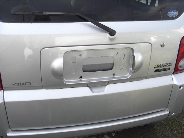 G 4WD 5速MT車 キーレス AW CD Wエアバック(17枚目)