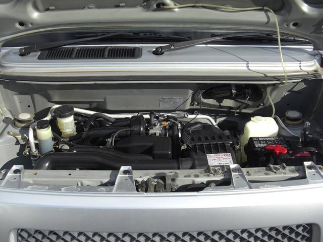 G 4WD 5速MT車 キーレス AW CD Wエアバック(19枚目)