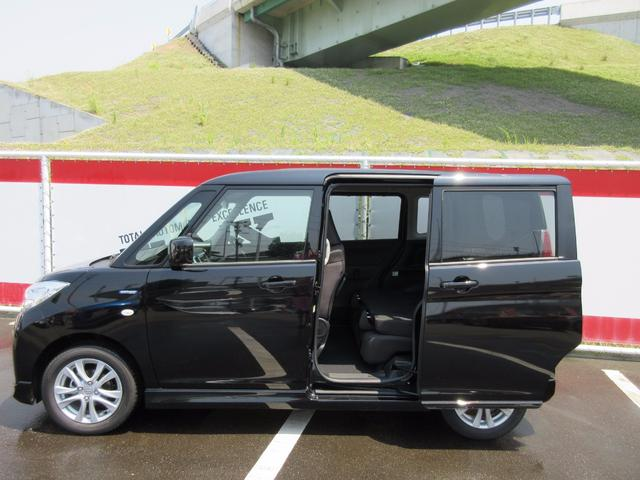 スズキ ソリオ ハイブリッドMX 登録済み未使用車 左側電動スライドドア