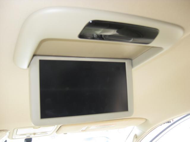 トヨタ アルファードV MX トレゾア アルカンターラバージョン4WD 後席モニター