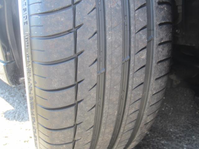 タイヤ残り溝もまだ大丈夫です!