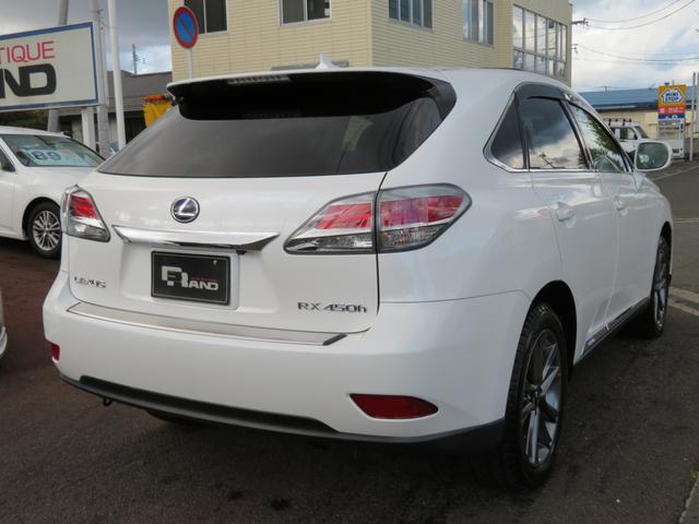 「レクサス」「RX」「SUV・クロカン」「宮城県」の中古車9