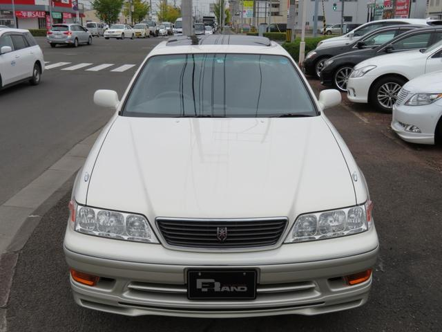 「トヨタ」「マークII」「セダン」「宮城県」の中古車5