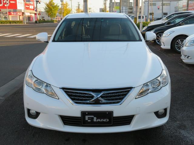 「トヨタ」「マークX」「セダン」「宮城県」の中古車3