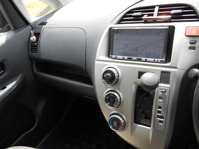 トヨタ ラクティス X HDDナビ キーレス