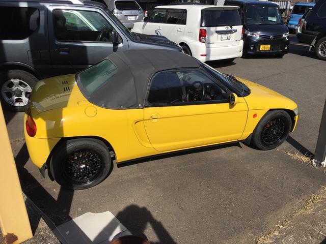 「ホンダ」「ビート」「オープンカー」「福島県」の中古車5