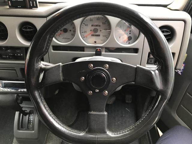 4WD リフトアップ マッドタイヤ エアコン パワステ(8枚目)