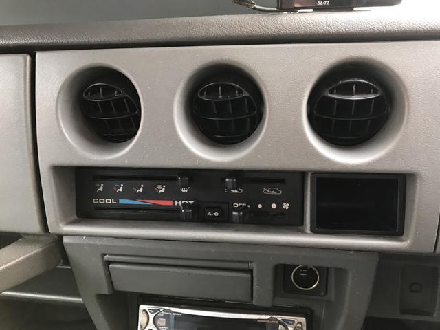 4WD リフトアップ マッドタイヤ エアコン パワステ(11枚目)