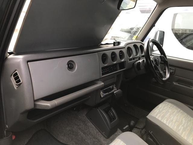 4WD リフトアップ マッドタイヤ エアコン パワステ(15枚目)